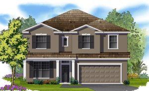 Builders Have An Array of  New Home Designs Available In Riverview Florida