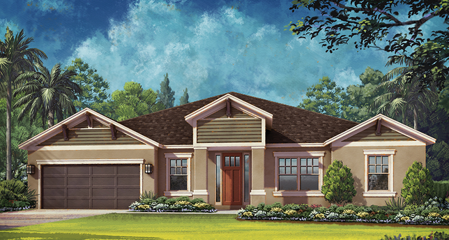 New Homes Riverview Florida
