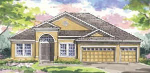 Reserve at South Fork Homes By Westbay Riverview Florida