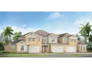 Town Homes New Home Community Sarasota Florida