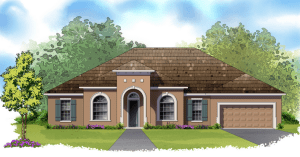 BROOKER RESERVE BRANDON FLORIDA - NEW CONSTRUCTION