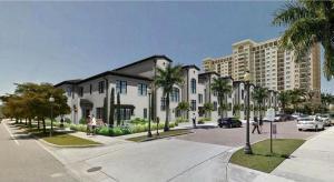VALENCIA ROSEMARY PLACE TOWNHOMES COCOANUT AVE, SARASOTA, FL 34236 – New Construction