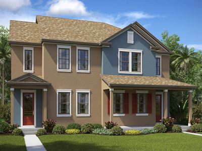 FISHHAWK RANCH VILLAS LITHIA FLORIDA - NEW CONSTRUCTION