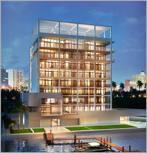AQUA'S LARGEST and MOST EXCLUSIVE RESIDENCE