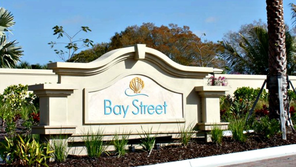 BAY STREET VILLAGE - OSPREY FLORIDA NEW CONSTRUCTION