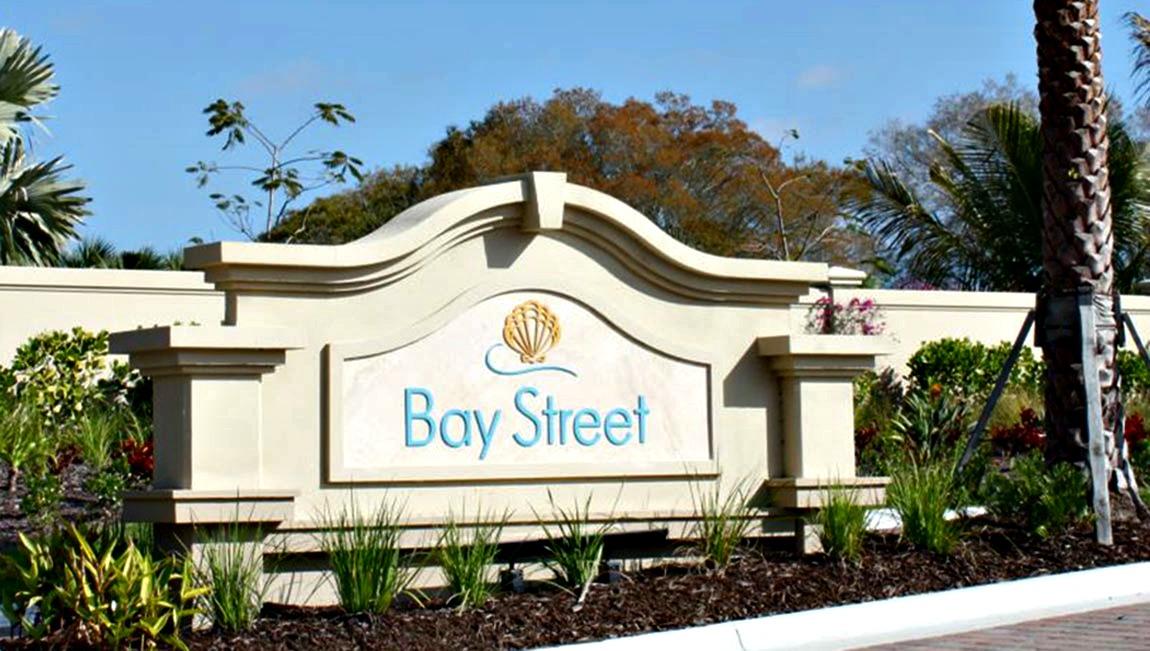 BAY STREET VILLAGE - OSPREY FLORIDA NEW CONSTRUCTION