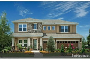 Brooker Reserve in Brandon Florida - New Construction $332,990 - $461,203