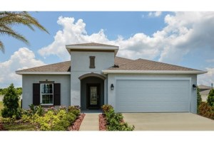 Carriage Pointe in Gibsonton Florida - New Construction From $174,990 - $279,990