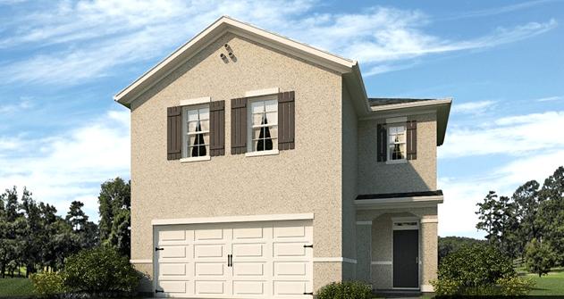 D.R. Horton Homes Sereno Express Homes Wimauma Florida