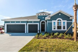Hunters Lake in Seffner Florida New Construction $363,990 - $404,990