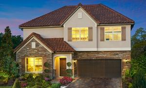 Meritage Homes Mariposa Riverview Florida New Homes 33578