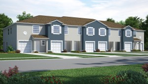 New Town Homes Riverview Florida