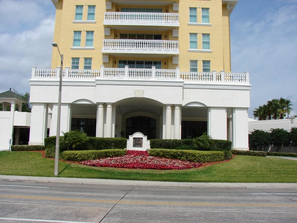345 BAYSHORE Condomiiums Tampa Florida