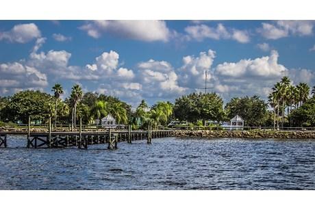 Serenity Preserve Subdivison Ruskin Florida - New Construction
