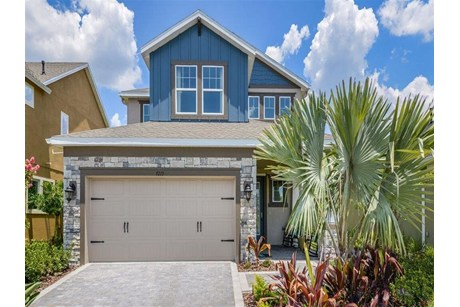 Waterset Apollo Beach Florida New Construction From $197,990 - $276,990