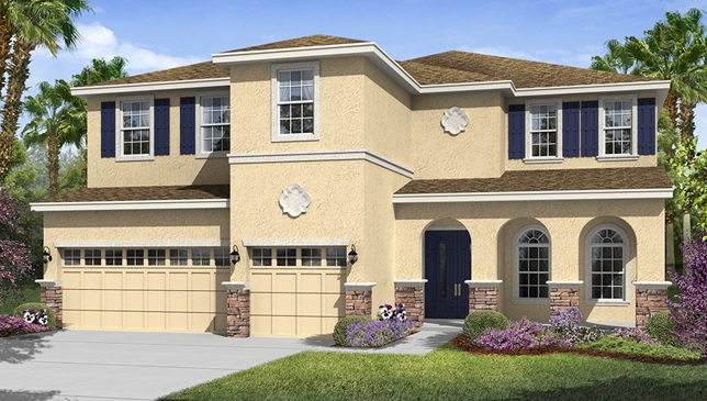 West of the Trail Sarasota Florida - New Construction