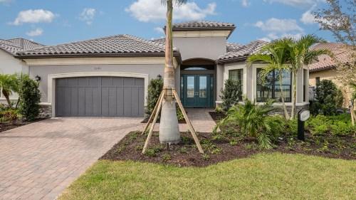 Esplanade of Tampa-Taylor Morrison New Tampa Florida $250,900 - $399,900