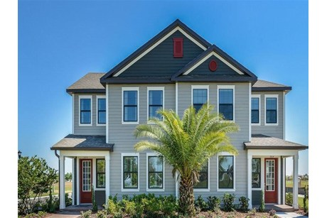 Fishhawk Ranch - Paired Homes by CalAtlantic Homes Lithia Florida From $181,990 - $226,990