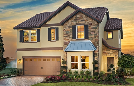 Heron Landing Will Offer New Homes Ranging From 3,000 - 5,200 Sq. Ft. Sarasota Florida