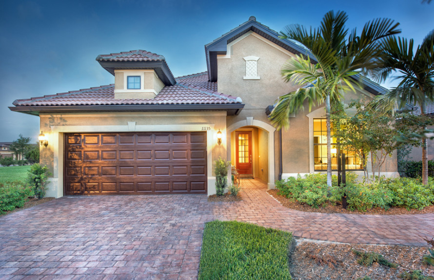 SANDHILL PRESERVE SARASOTA FLORIDA - NEW HOMES