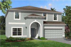 The Solana II Plan  – Tampa Area  » Riverview, FL  » Arbor Park Community