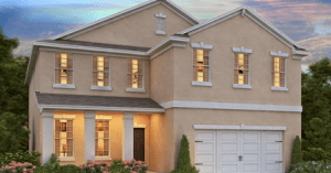 Riverview Florida New Homes lies to the south of Tampa