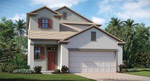 Burns Middle School & New Homes Brandon Florida