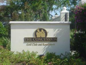 CONCESSION BRADENTON FLORIDA