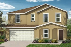 Eisenhower Middle School & New Homes Gibsonton Florida