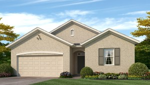 Park Creek The Neuville  1,751 square feet 4 bed, 2 bath, 2 car, 1 story Riverview Florida