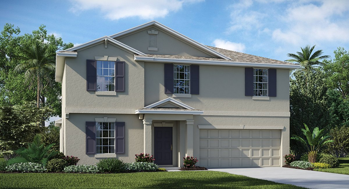 Ippolito Elementary School & New Homes Riverview Florida 33578