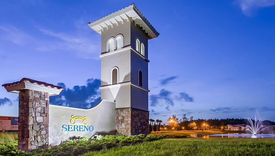 Sereno  New Home Community Wimauma Florida