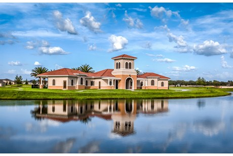 Sereno New Master Home Community Wiamuam Florida