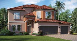 Summerfield Elementary School & New Homes Riverview Florida 33579