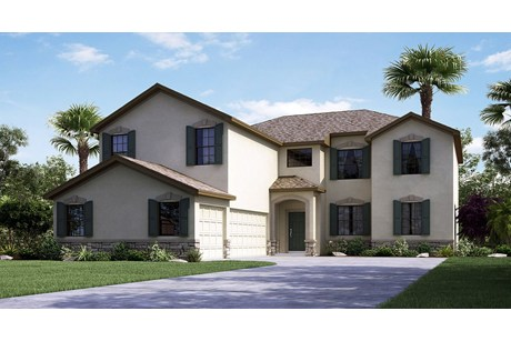 New Homes DG Farms Wimauma Florida