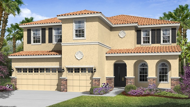 D.R Horton Homes - New Homes in Riverview, Florida