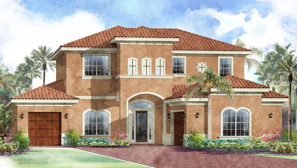 D.R. Horton Homes Vilano Sarasota Florida