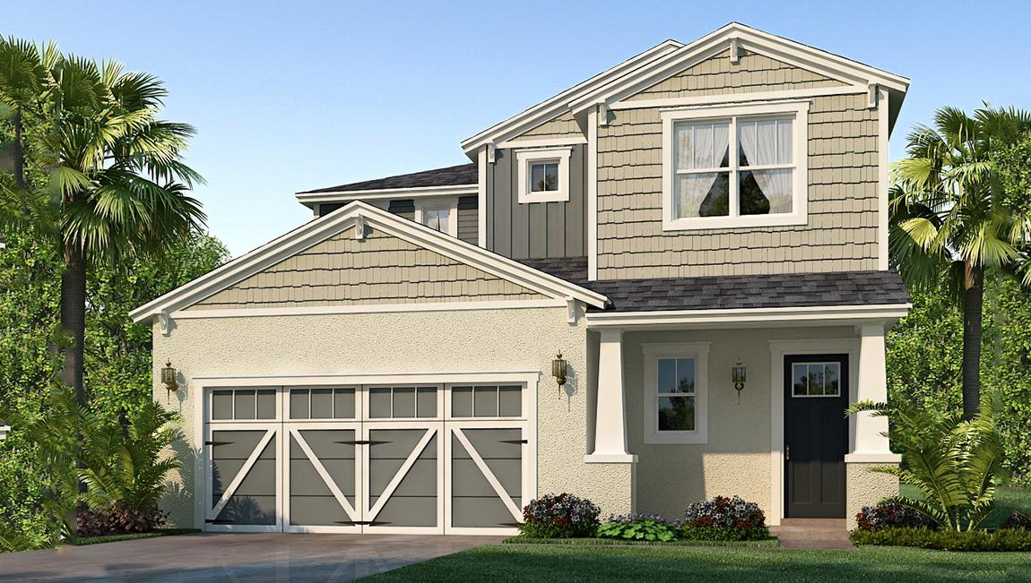 D.R. Horton/Emerald Homes Homes Ridgewood Sarasota Florida