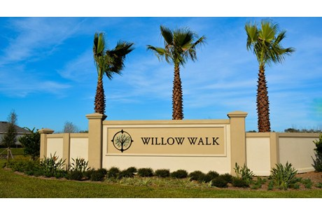 Willow Walk Subdivision New Homes Community Palmetto Florida