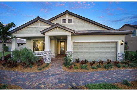 Del Webb Lakewood Ranch The Summerwood Starting from $334,990