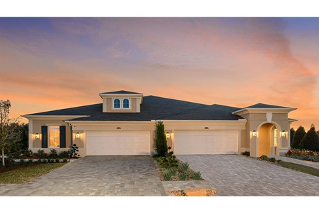 Arbor Grande Villas At Lakewood Ranch by CalAtlantic Homes