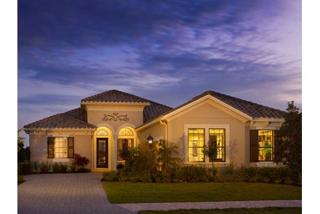 List Of New Homes Builders Lakewood Ranch Florida