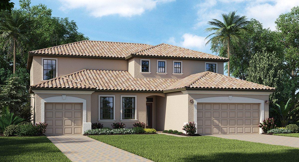 WCI Homes New Home Community Tampa Florida
