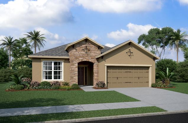 Centex/Pulte Homes New Home Community Riverview Florida