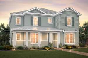 New Homes by  DiVosta – Cyprus Floorplan Mallory Park At Lakewood Ranch