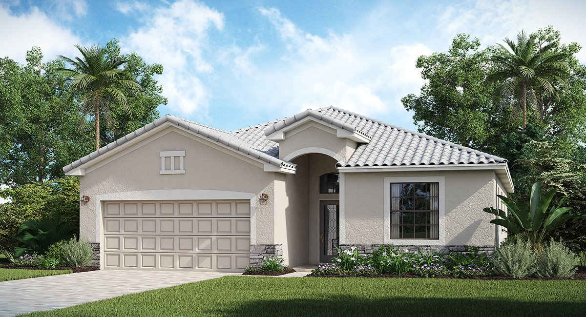 Polo Run New Home Community Lakewood Ranch Florida New Homes Community