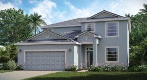 Polo Run: The Amalfi Lennar Homes Lakewood Ranch Florida New Homes Communities