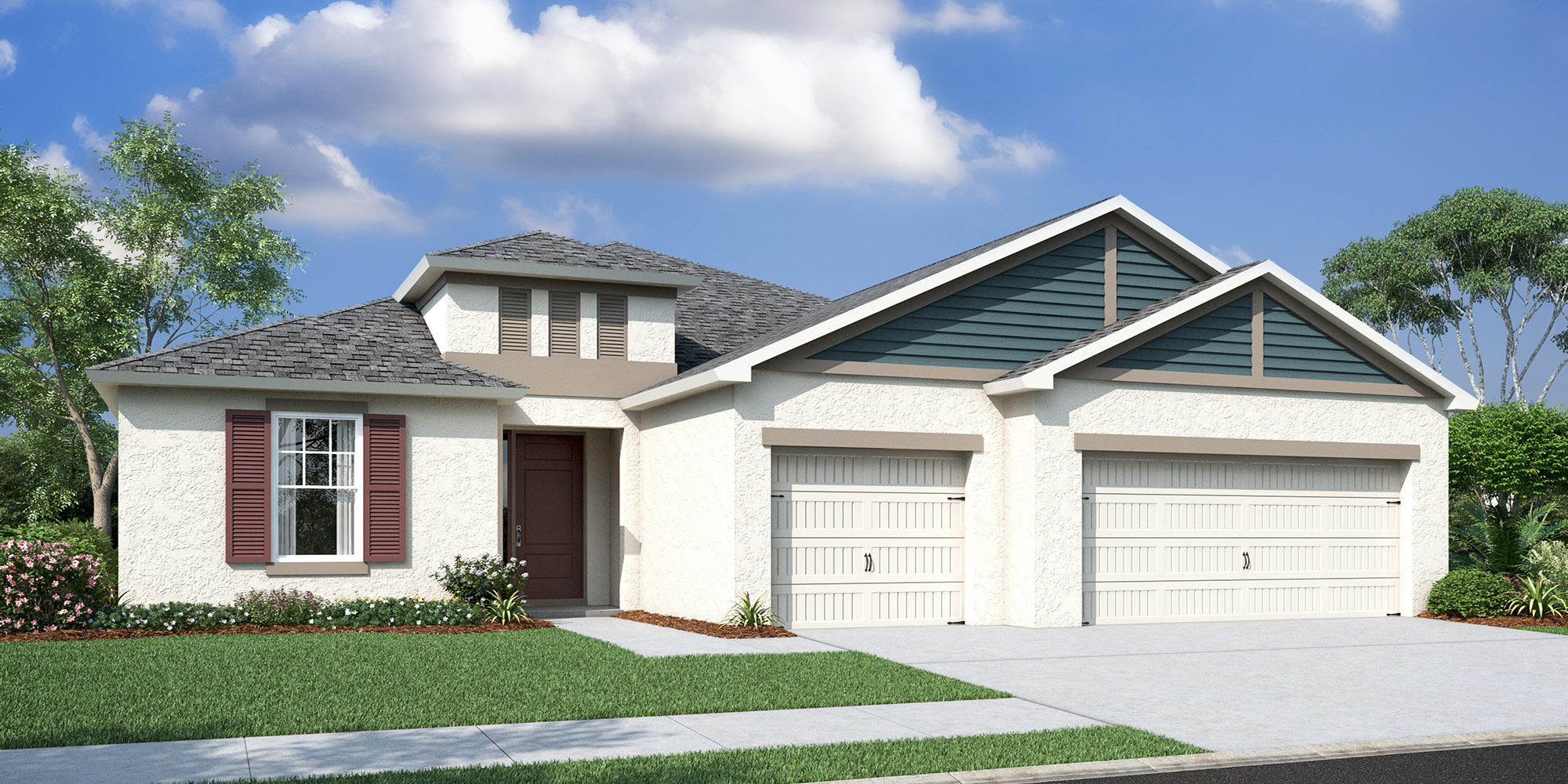Trevesta Builders  Palmetto Florida New Homes Community