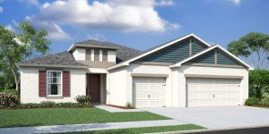 Three of the best builders working in the Tampa Bay region are bringing exciting new home designs to Trevesta. Each will offer a variety of plans. Distinct villages within Trevesta, including one planned to be gated, will included homes ranging from approximately 1,500 to over 3,000 square feet. Prices begin in the low $200s offering excellent value at the area's best new Master Planned Community.