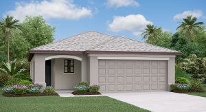 South Fo​rk Lakes: The  Annapolis ​Lennar Homes Riverview Florida New Homes Community